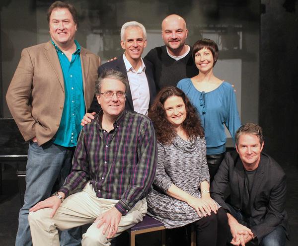 Michael McCoy, Neal Mayer, Will Erat, Vanessa Lemonides, Peter Benson, Annette Jolles, Joshua Rosenblum