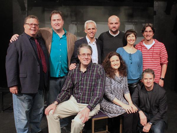 James Morgan, Michael McCoy, Neal Mayer, Will Erat, Vanessa Lemonides, Michael Unger, Peter Benson, Annette Jolles, Joshua Rosenbl