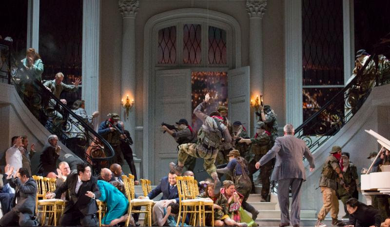 PBS' GREAT PERFORMANCES to Present Bel Canto the Opera from Lyric Opera of Chicago, 1/13