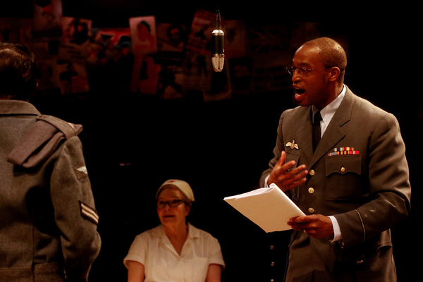 Photos: See the Cast of Prague Shakespeare Company's MUCH ADO ABOUT NOTHING in Action!