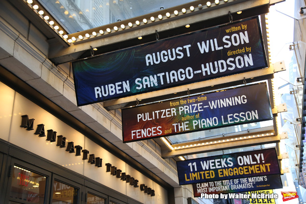 Up on the Marquee: August Wilson's JITNEY