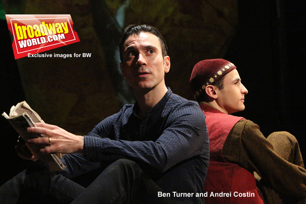 Photo Coverage: First Look at THE KITE RUNNER at Wyndham's Theatre