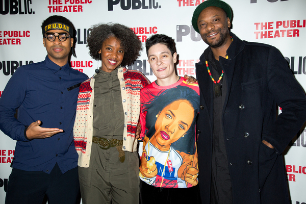 Photos: The Public Theater Celebrates Launch of 13th Annual UNDER THE RADAR