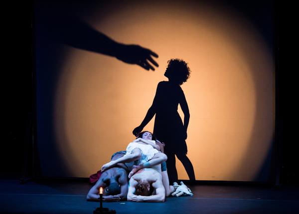 Photo Flash: Sneak Peek - Innovative 'SPA at the J' Dance Master Class Series