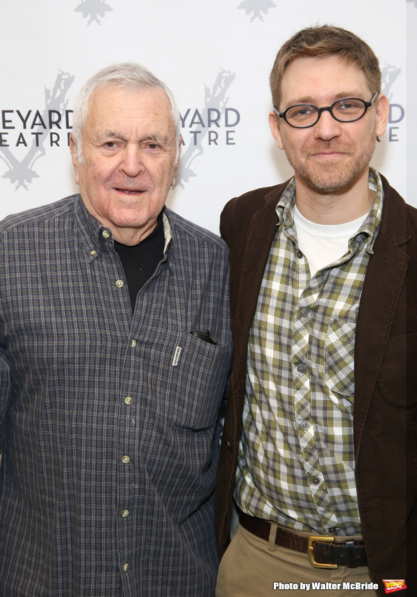 John Kander and Greg Pierce
