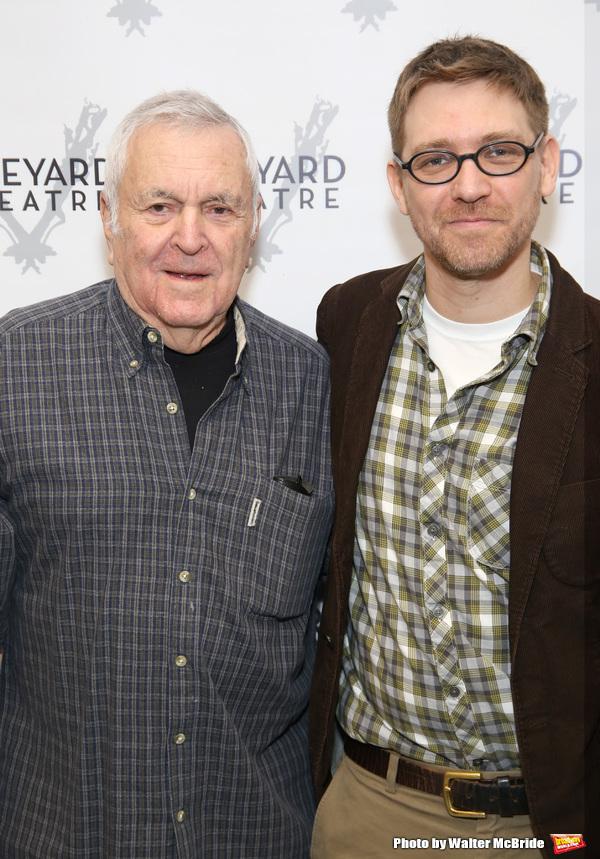John Kander and Greg Pierce