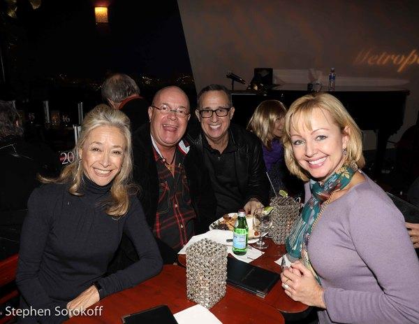 Eda Sorokoff, Shawn Moninger, David Friedman, Maria von Nicolai Photo