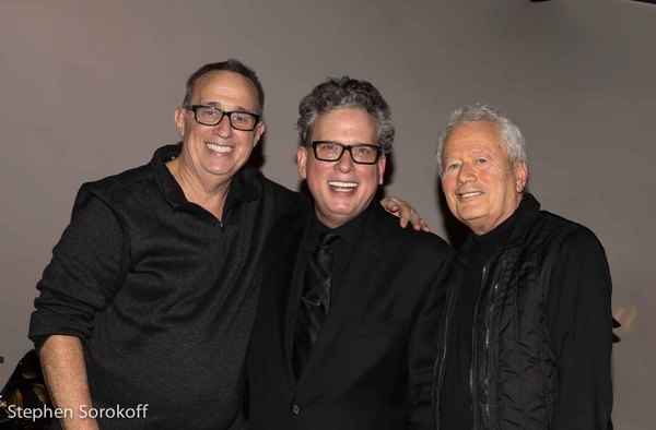 David Friedman, Billy Stritch, Stephen Sorokoff
