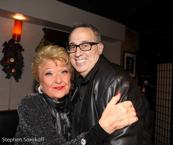 Photo Coverage: Marilyn Maye Continues Her Party at The Metropolitan Room