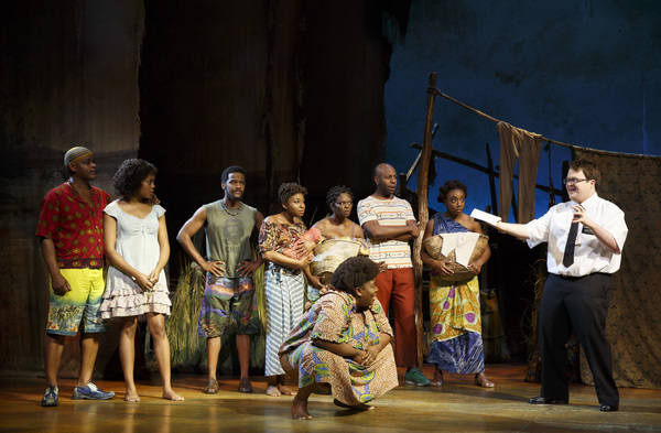 Photos: Ding-Dong! Sneak Peek at THE BOOK OF MORMON, Now on Houston's Doorstep