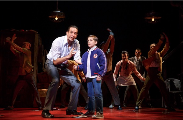 DVR Alert - Cast of Broadway's A BRONX TALE to Perform on NBC's 'Today'