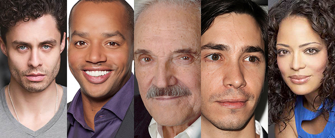 Philippe Bowgen, Donald Faison, Hal Linden, Justin Long, Luna Velez and More Tapped for PICASSO AT THE LAPIN AGILE at The Old Globe; Cast, Creatives Set!