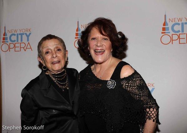 Patricia Birch & Linda Lavin