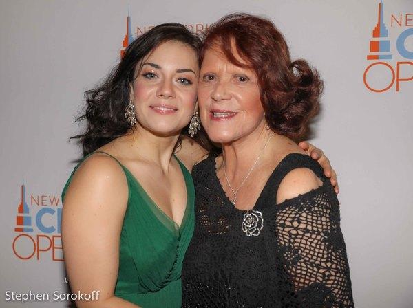 Meghan Picerno & Linda Lavin