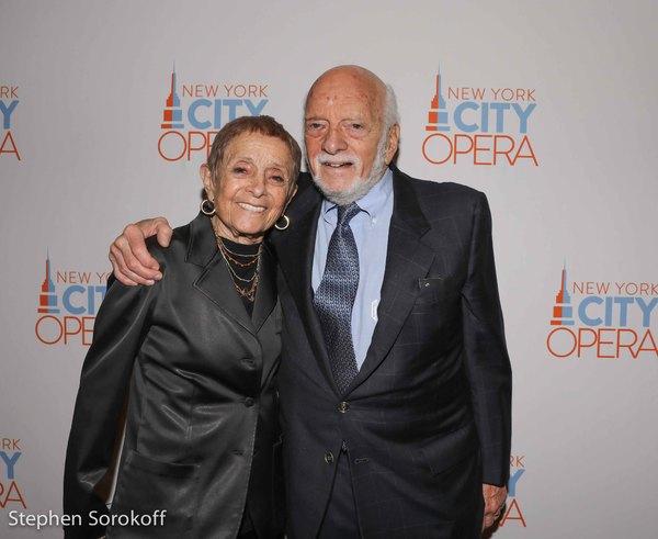 Patricia Birch, & Harold Prince,
