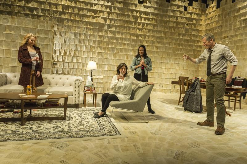 BWW Review: Life and WHAT WE WANTED at the Clurman Theatre