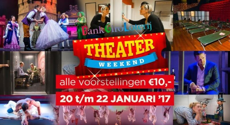 BWW Preview: NATIONAL THEATRE WEEKEND at Theatres Throughout The Netherlands