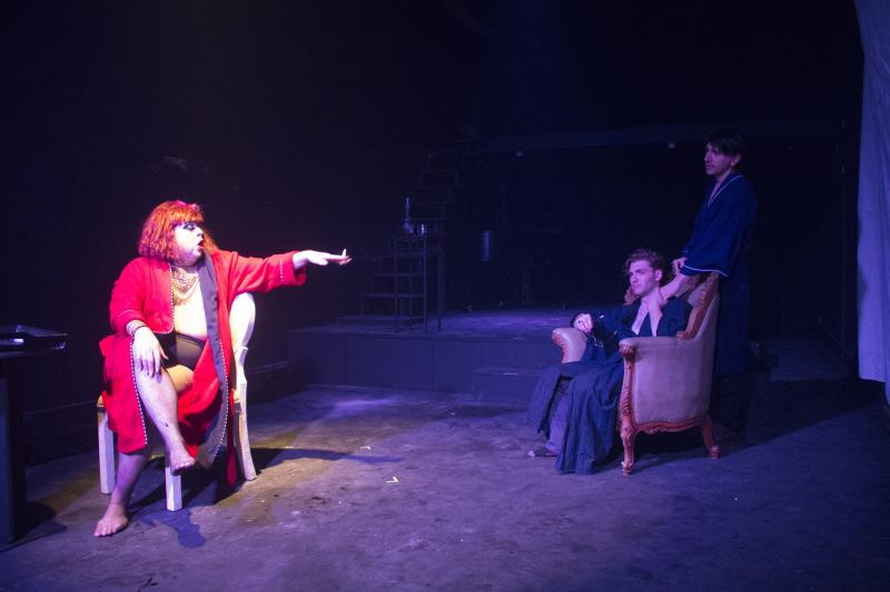 BWW Review: Hollywood Stage Company Slays Hollywood Blvd with Maiden Production of BENT