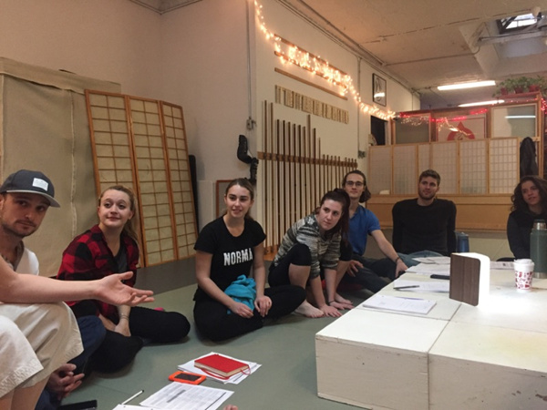 Photos: THE VIDEO GAMES Kicks Off Rehearsals with Replacement Cast and Swings