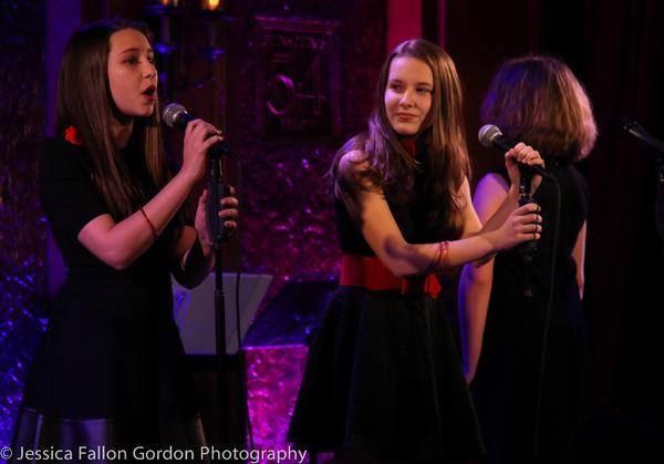 Bailey Ryon and Sophia Gennusa