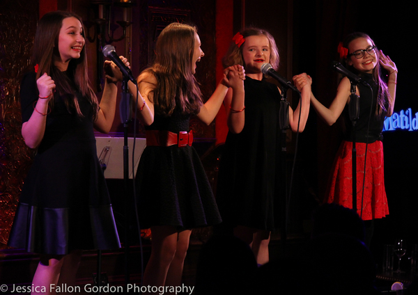 Photo Coverage: Matildas Unite at MATILDAPALOOZA at Feinstein's/54 Below!