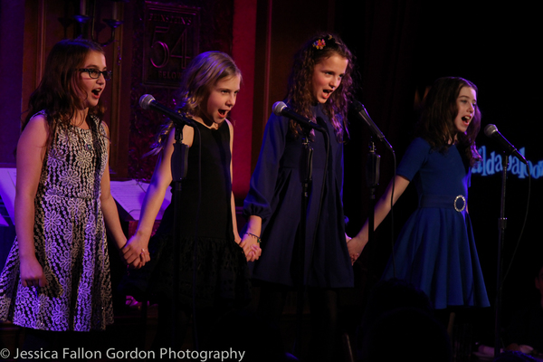 Eliza Holland Madore, Brooklyn Shuck, Fina Strazza and Tori Feinstein