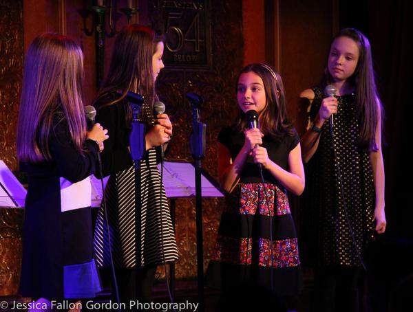 MiMi Ryder, Alexandra Vlachos, Mattea Conforti and Rileigh McDonald