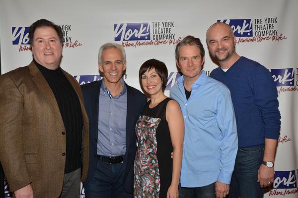 Michael McCoy, Neal Mayer, Vanessa Lemonides, Peter Benson and Will Erat Photo
