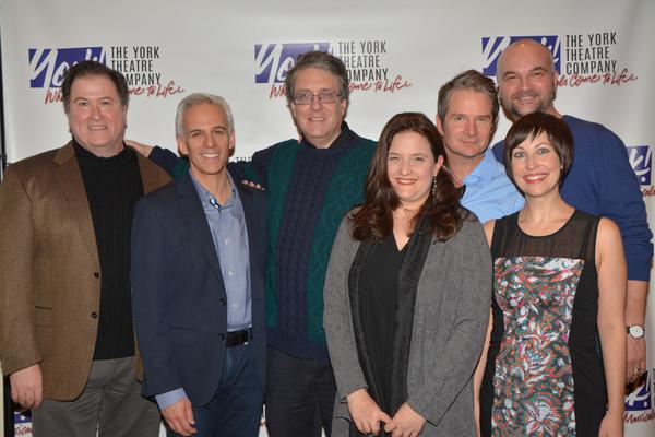 Michael McCoy, Neal Mayer, Joshua Rosenblum, Annette Jolles, Vanessa Lemonides, Peter Benson and Will Erat