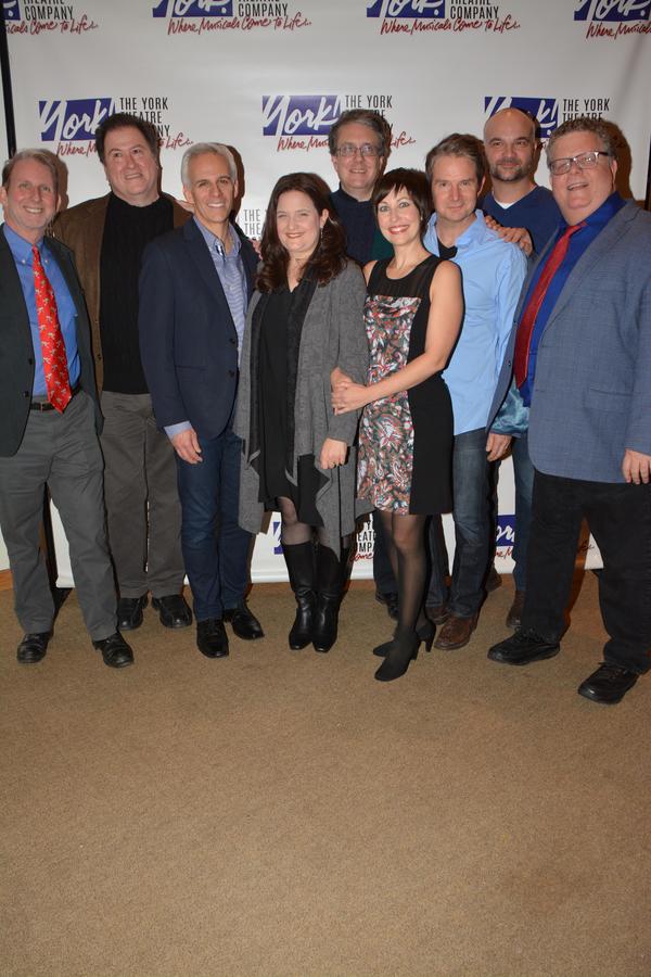 Evans Haile, Michael McCoy, Neal Mayer, Joshua Rosenblum, Annette Jolles, Vanessa Lem Photo
