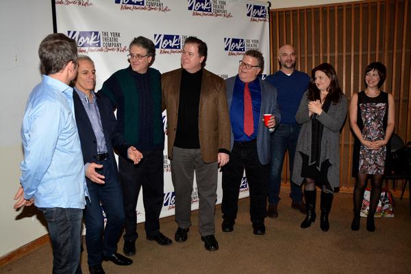 Peter Benson, Neal Mayer, Joshua Rosenblum, Michael McCoy, James Morgan, Will Erat, A Photo