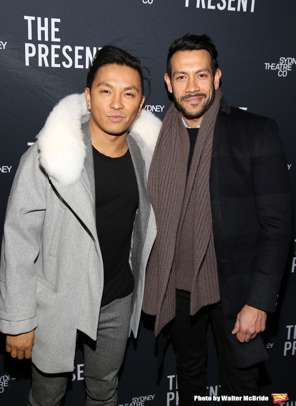 Prabal Gurung and guest