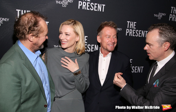 Andrew Upton, Cate Blanchett, Richard Roxburgh and John Crowley