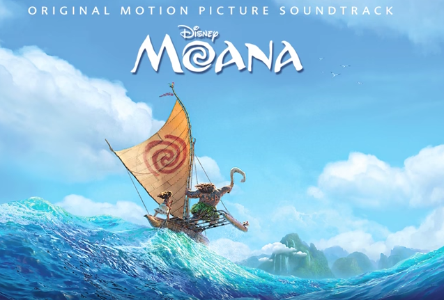 MOANA Soundtrack Soars to No. 2 on Billboard 200 Chart