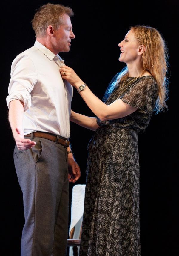 Richard Roxburgh, Cate Blanchett