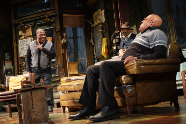 Photo Flash: First Look at August Wilson's JITNEY on Broadway