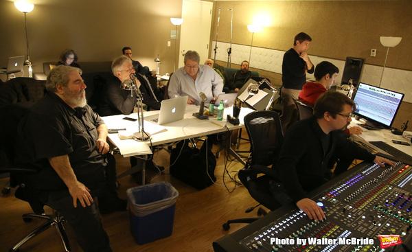 Alan Menken, and Ron Melrose, Glenn Slater