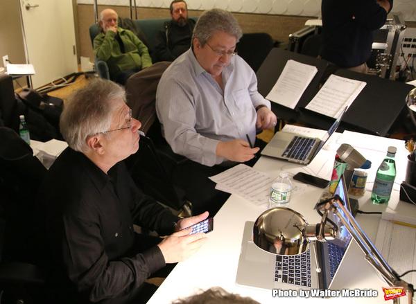Alan Menken, and Ron Melrose