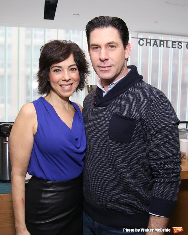 Richard H. Blake and Lucia Giannetta