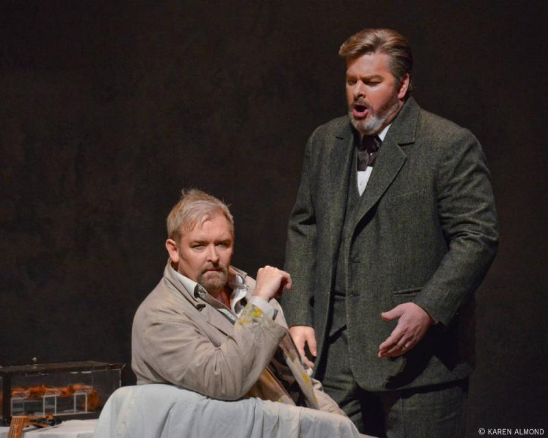 BWW Interview: Seattle Opera is Weston Hurt's Home Away from Home
