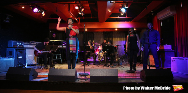 Photos: In Rehearsal for AN EVENING WITH PHYLLIS HYMAN, with Jacqueline B. Arnold & More!