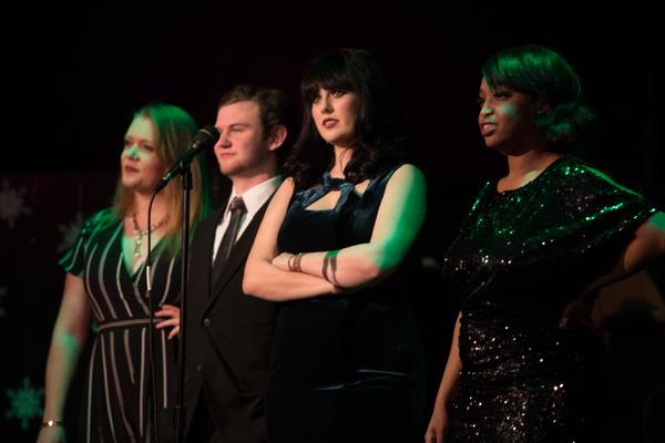 Taylor Tracey, Austin Jeffrey Smith, Jenna Pryor and Julia Marie Nettles Photo