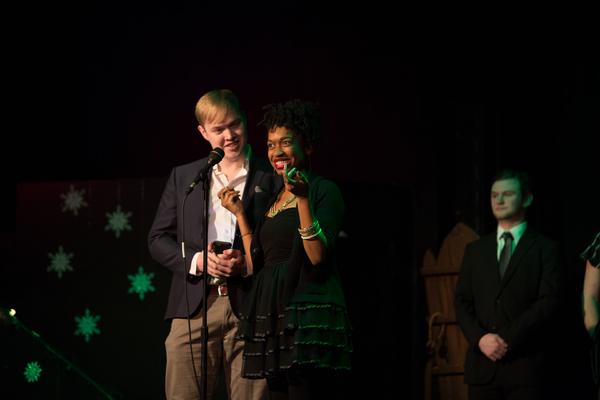 Wesley King, Lauren Frances Jones and Austin Jeffrey Smith Photo