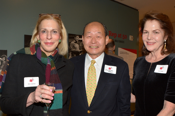 Photo Coverage: New York Public Library for the Performing Arts Celebrates Yale Rep at 50: Daring Artists, Bold Choices