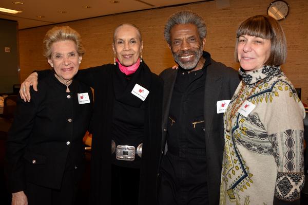 Margo Astrachan, Carmen de Lavellade, Andre De Shilds and Carol Ostrow