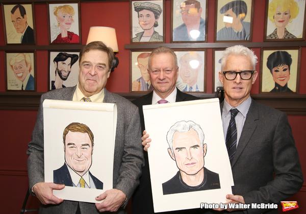 John Goodman and John Slattery