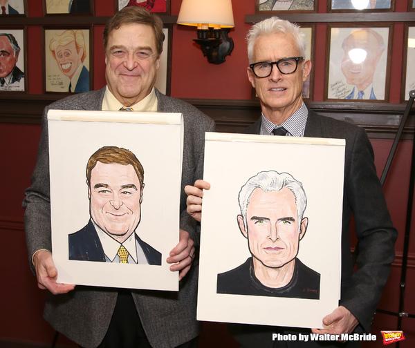 John Goodman and John Slattery Photo