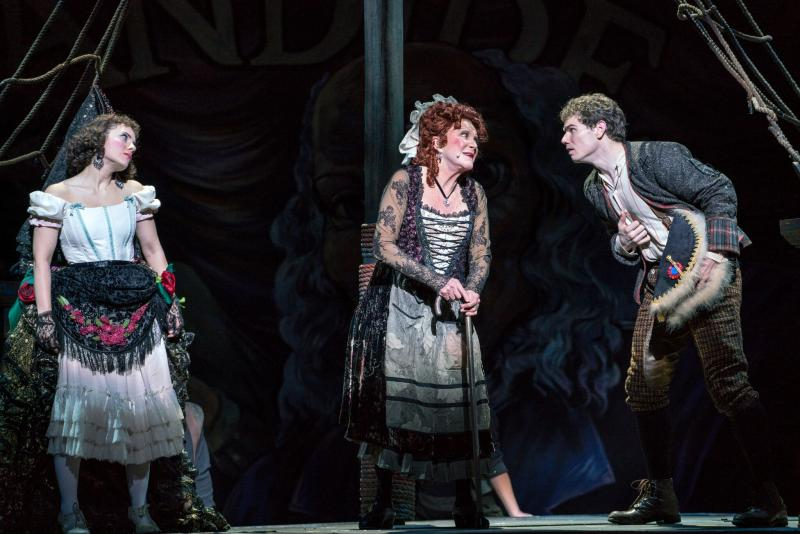 BWW Review: New York City Opera Returns With A Princely CANDIDE