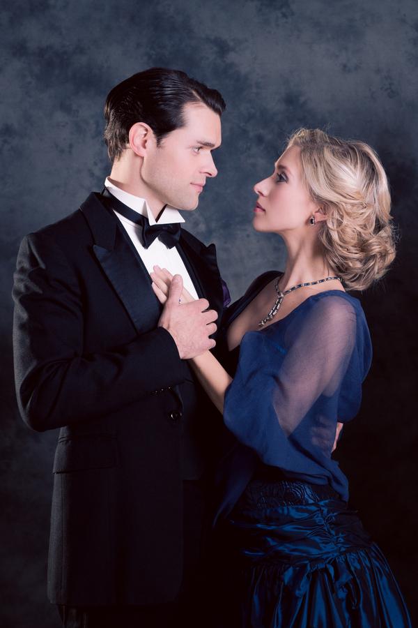 Chris Peluso and Zoe Doano Photo