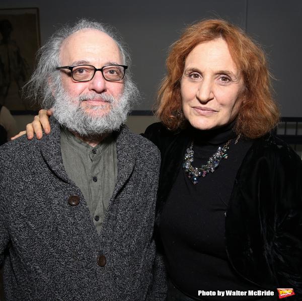 David Mandelbaum and Amy Coleman Photo